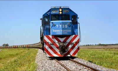 El Belgrano Cargas une las provincias del NOA con los puertos del Gran Rosario