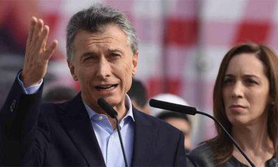 En medio de complicaciones económicas, Mauricio Macri y María Eugenia Vidal encabezaron un nuevo timbreo nacional