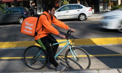 Una aplicación de pedidos por delivery maltrata a sus empleados