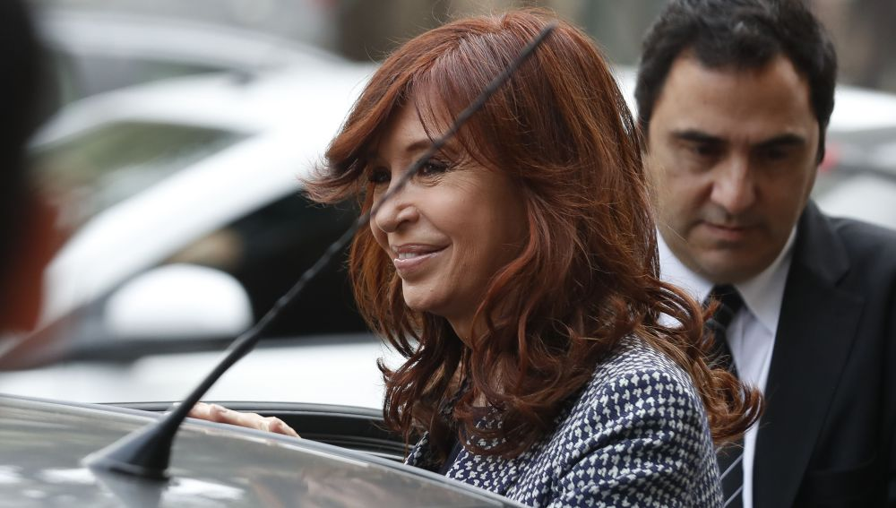 Cristina Fernández insiste en la persecución