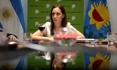 María Eugenia Vidal brinda aumentos en ayuda social