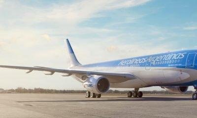 Aerolíneas Argentinas recomienda no concurrir a los aeropuertos