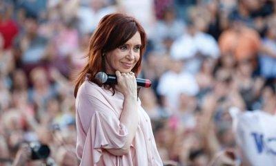 Cristina Kirchner,a la espera de la resolución del pedido de desafuero