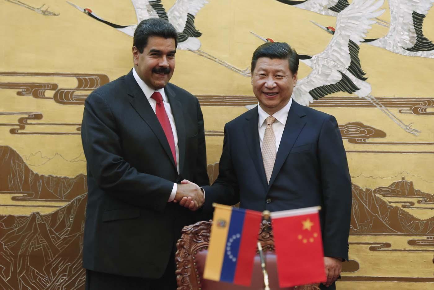 China y Venezuela sellaron acuerdos