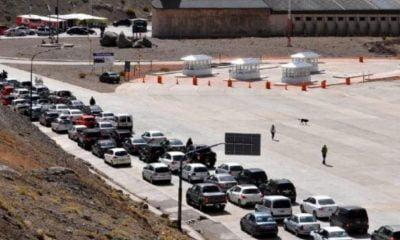 """Chilenos cruzan a Mendoza a """"hacer shopping"""""""