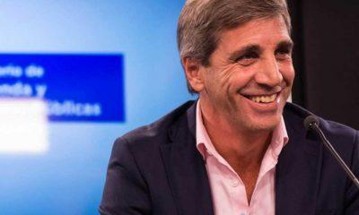 Luis Caputo dejó su cargo después de sólo tres meses