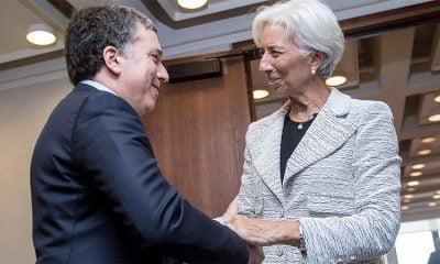 El FMI y la Argentina, sellaron un nuevo acuerdo