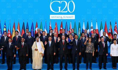 Comienzan los preparativos para la reunión del G20