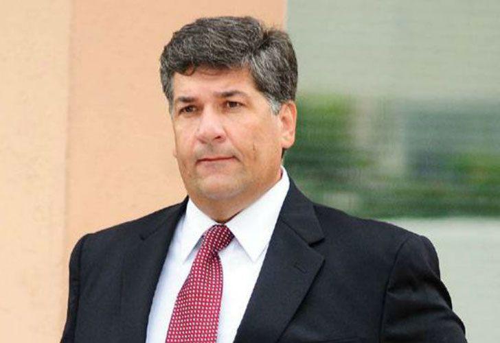 Guido Antonini Wilson fue interceptado en el aeropuerto con un maletín con 800 mil dólares