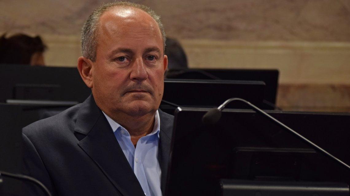 Juan Carlos Marino, denunciado por abuso sexual