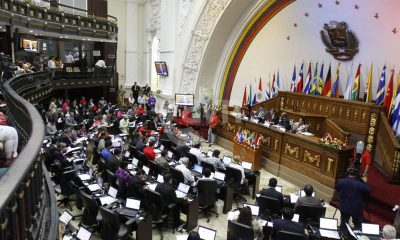 La Asamblea Nacional de Venezuela, otro revés para Nicolás Maduro