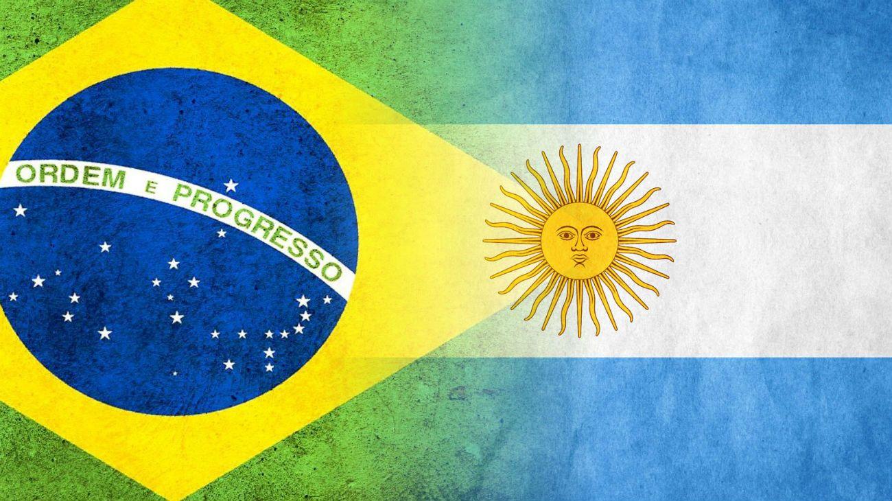 Los mandatarios de Argentina y Brasil empiezan a entablar relaciones de trabajo