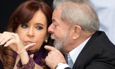 Cristina Kirchner y Lula Da Silva no podían quedar fuera del encuentro entre Macri y Bolsonaro