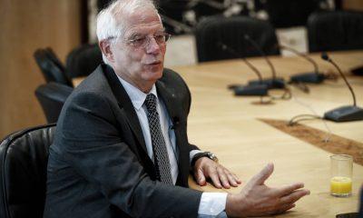 Desde España, Josep Borrell hace un fuerte pedido al resto de Europa