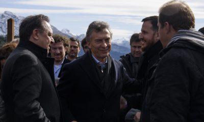 Mauricio Macri volvió a criticar la corrupción en la obra pública