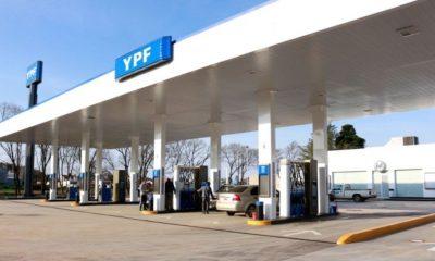 YPF vuelve a bajar sus precios