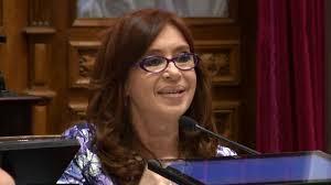 CFK visita a Bonadio