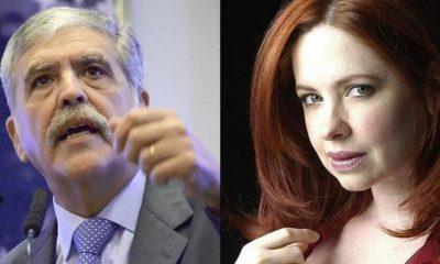 Andrea del Boca usaba dinero del Estado para un proyecto privado