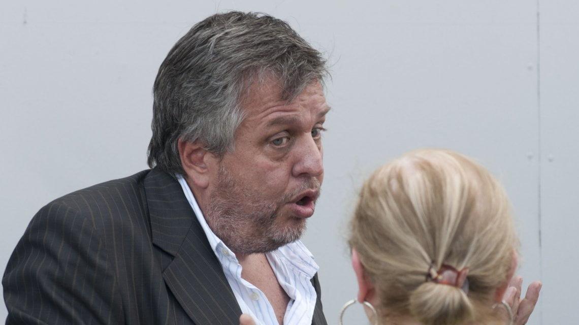 Claudio Bonadio apoyó a Carlos Stornelli
