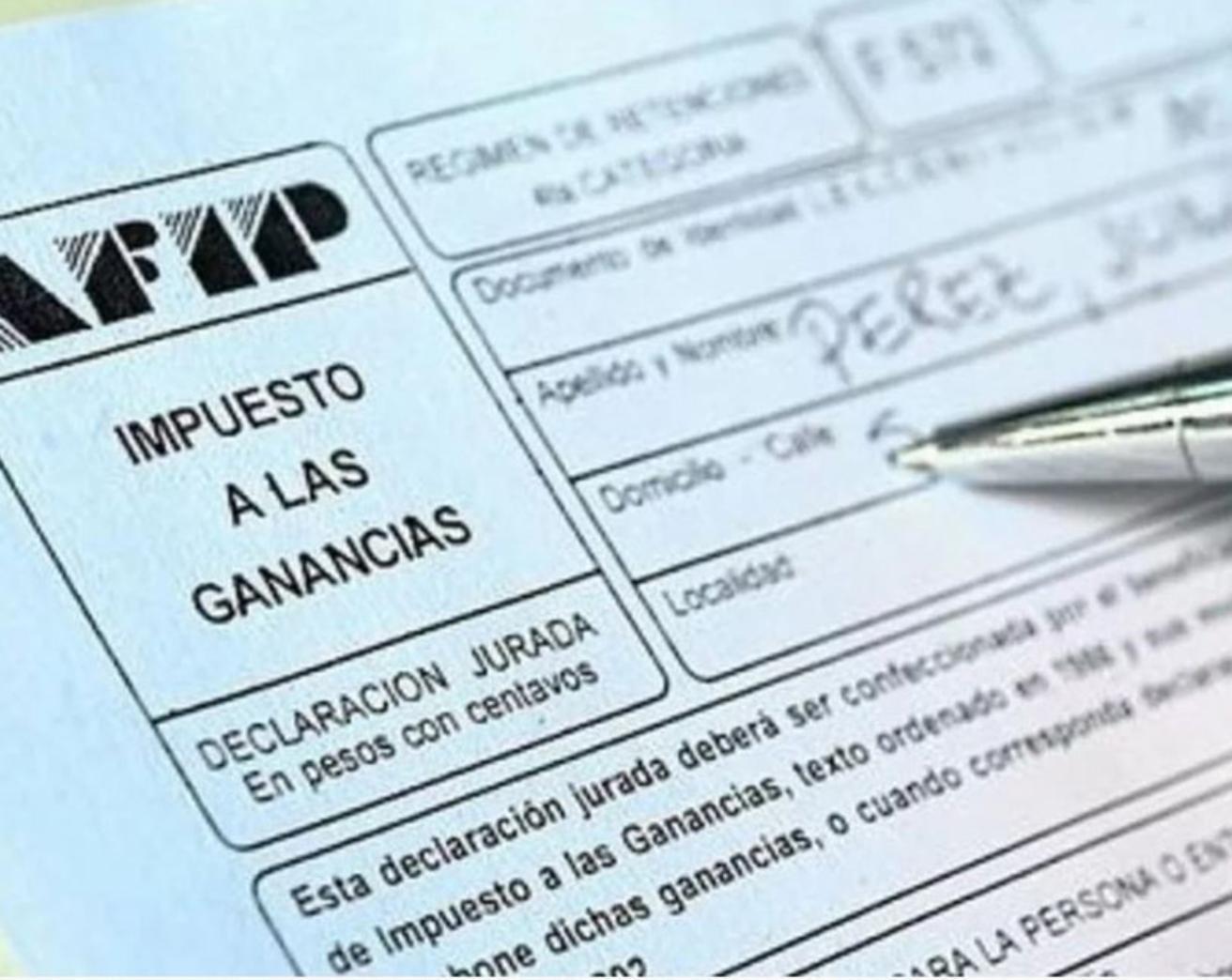 El controvertido impuesto a las ganancias ahora toca a los jubilados