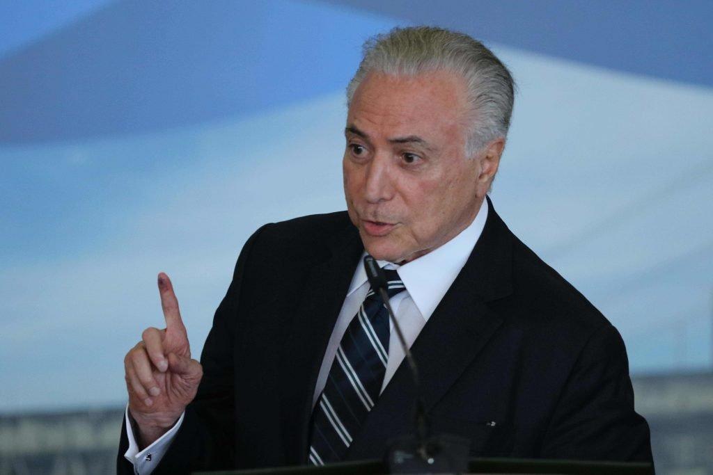 La detención del ex Presidente Temer fue ordenada por el juez federal de Río de Janeiro, Marcelo Bretas,