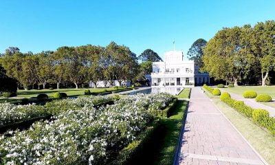 Mauricio Macri y Juan Guaidó se reúnen hoy en la Quinta de Olivos