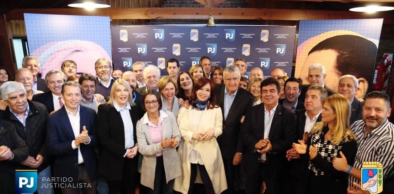 La semana del Partido Chavista Argentino, en una crónica imperdible