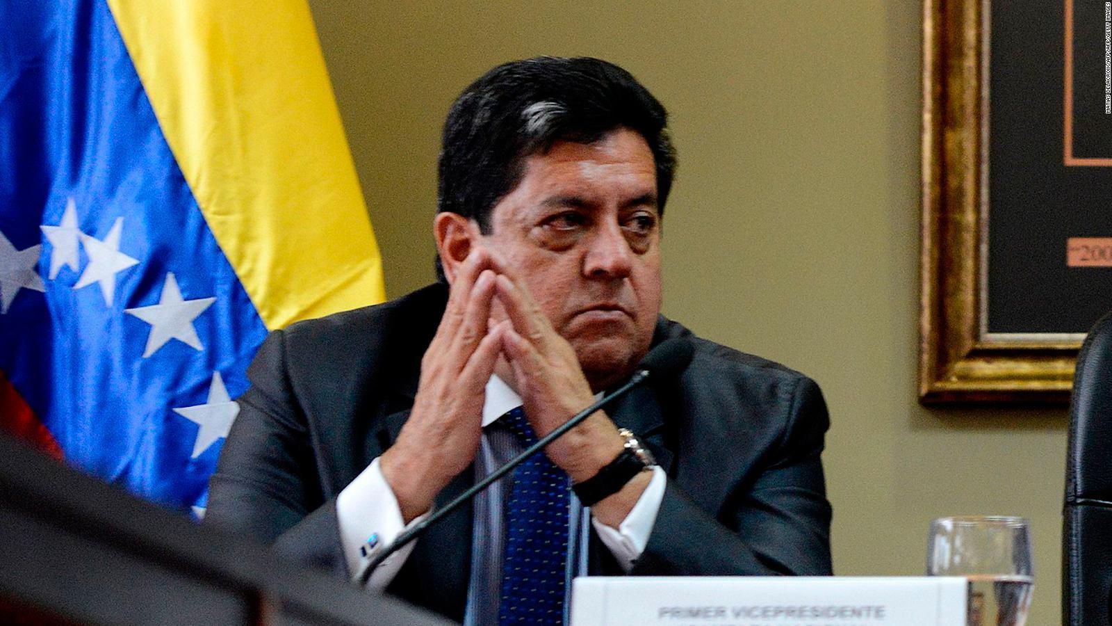 Edgar Zambrano, Legislador secuestrado