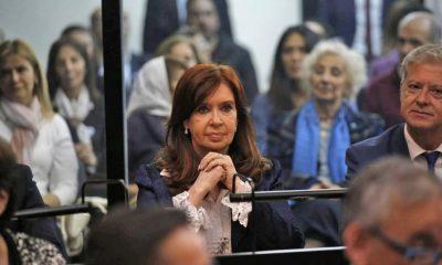 Inicio del juicio a Cristina Kirchner