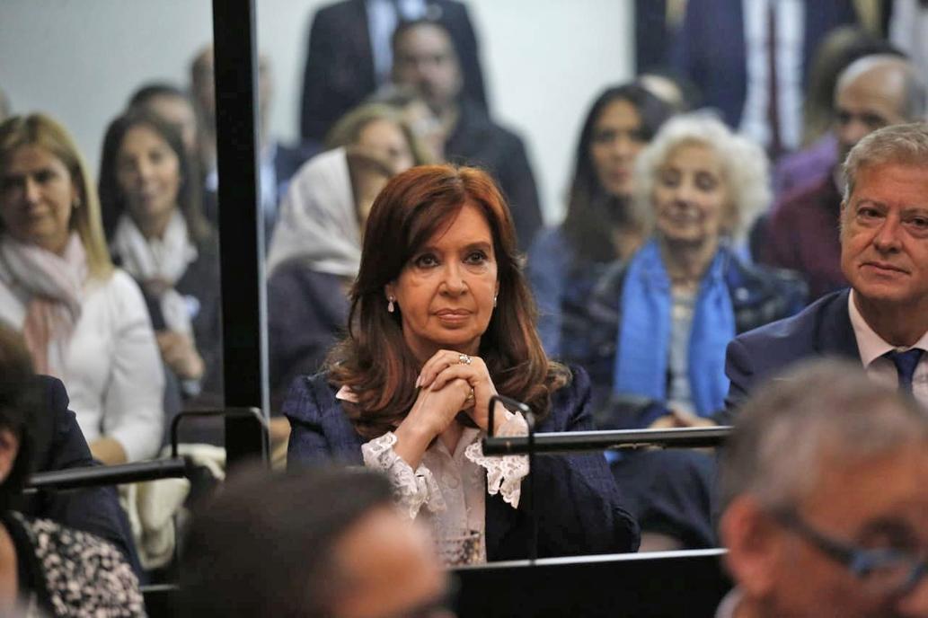 CFK ya pone condiciones en la causa Vialidad