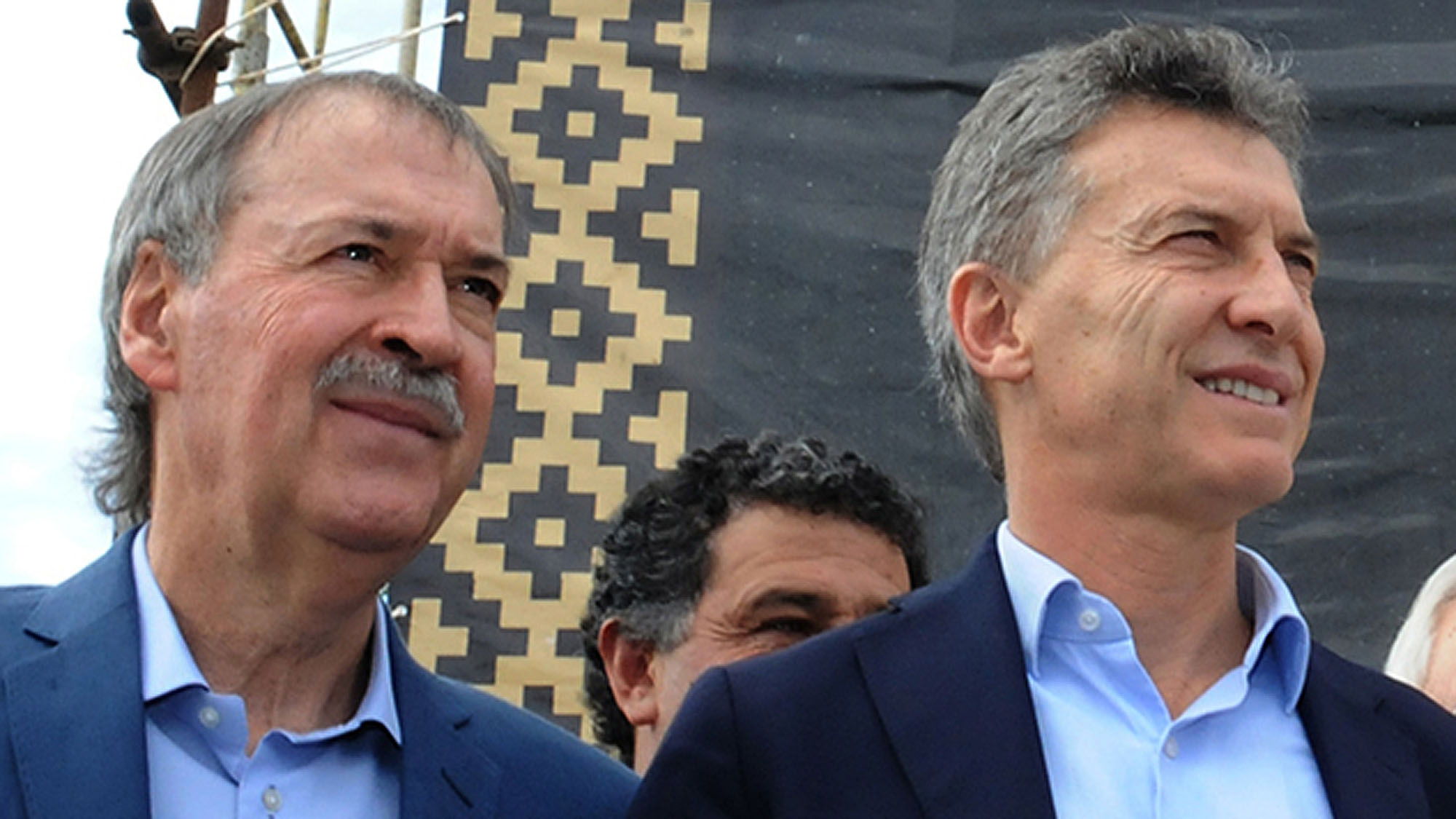 Juan Schiaretti y Mauricio Macri