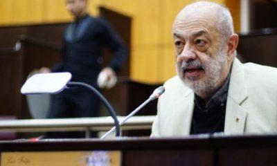 Luis Felipe Sapag fue un dirigente histórico del MPN