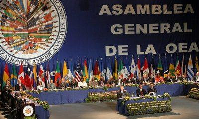 La OEA monitorea a Maduro desde Colombia