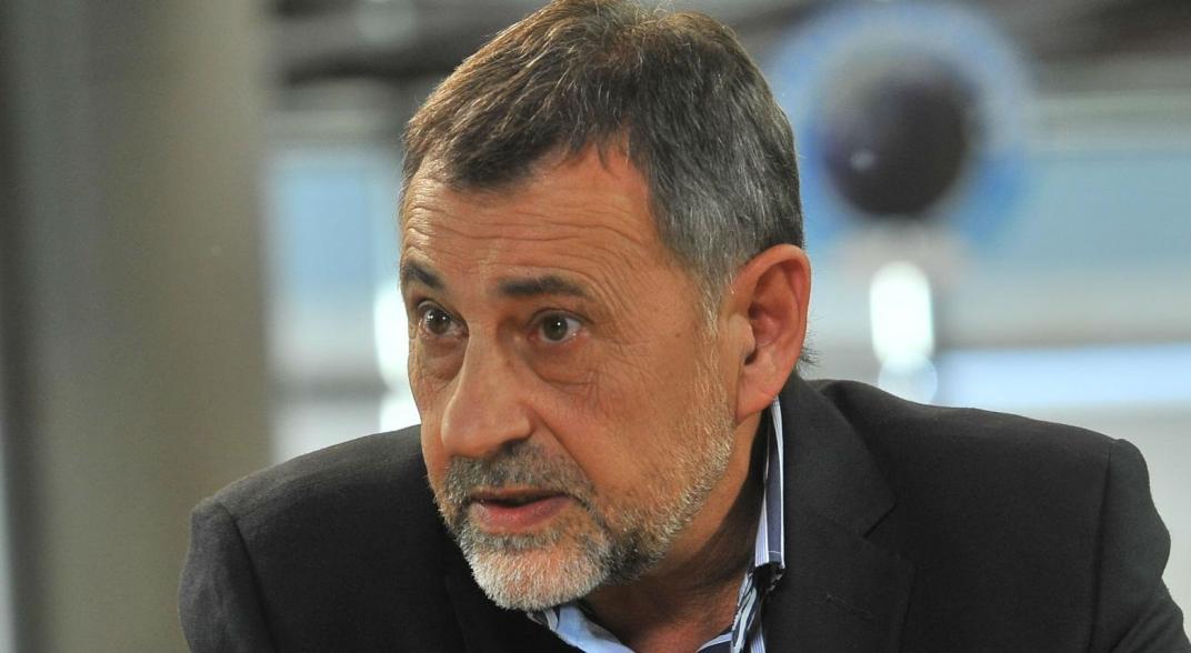 Carlos Caserio criticó la salida abrupta de Pichetto