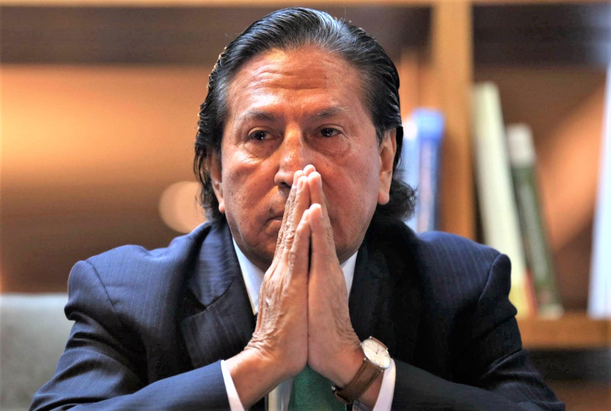 Alejandro Toledo es acusado por Odebrecht