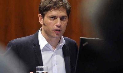 Axel Kicillof, denunciado por fraude en YPF