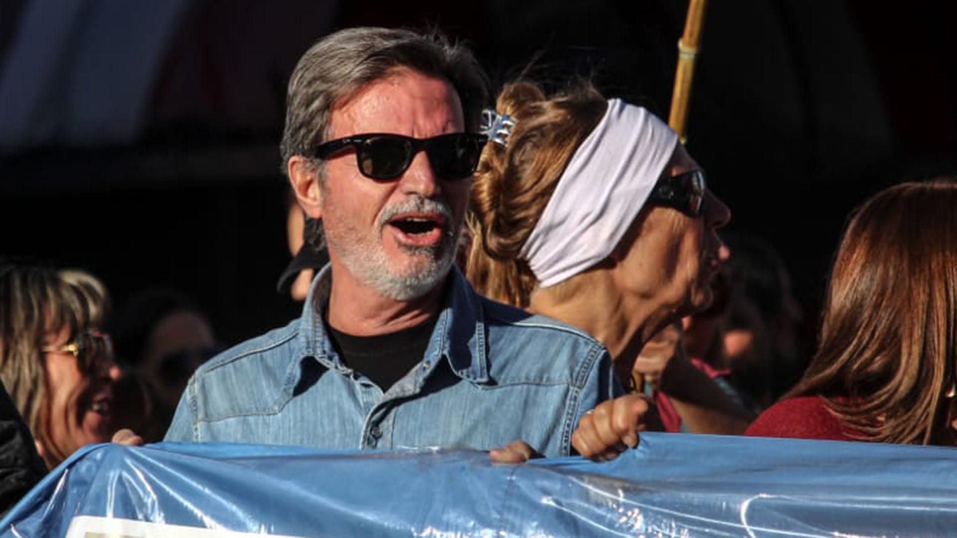 Fernando Vaca Narvaja es el ex suegro de Florencia Kirchner