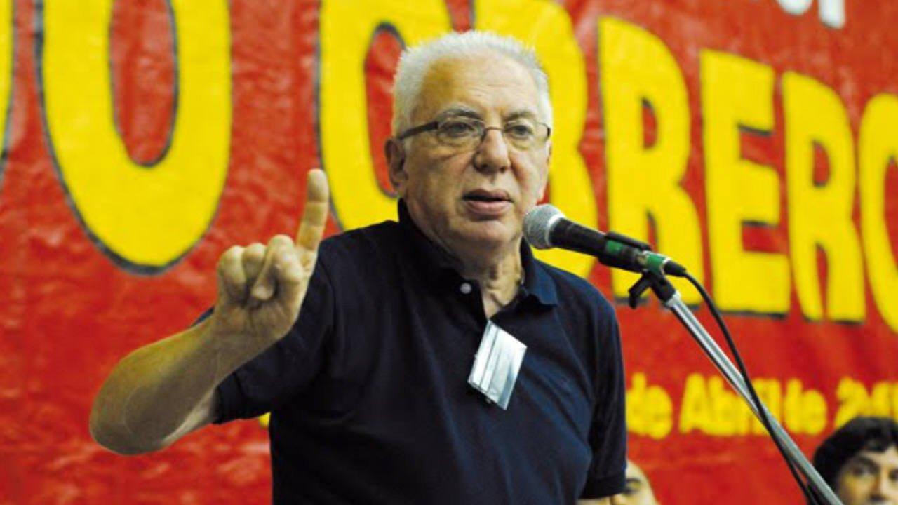 Jorge Altamira es el seudónimo de José Saúl Wermus