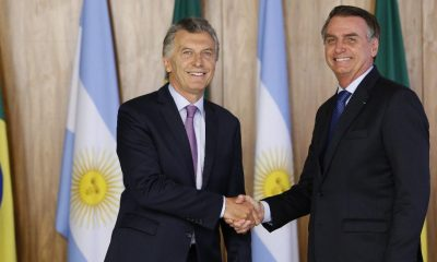Brasil asume la presidencia del Mercosur por seis meses
