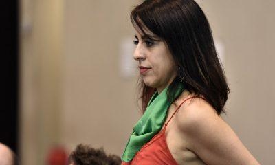 Victoria Donda, y otros, deben pagar por haber presentado un recurso contra las armas Taser