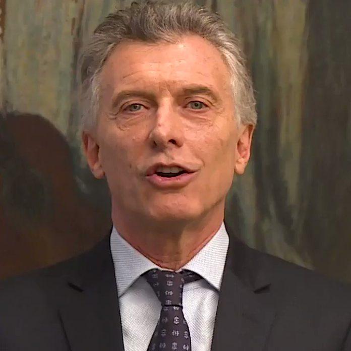 Mauricio Macri anunció IVA 0 % para la canasta básica