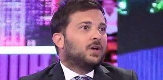 Vidal debatió fuertemente con Diego Brancatelli
