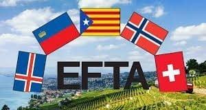 El acuerdo con el EFTA va en carriles distintos al firmado con la UE